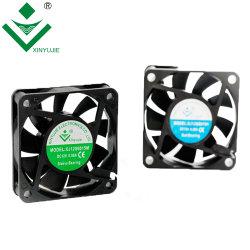 5015 Ventilador de refrigeración 5cm aceitoso 24V 12V 4cables resistentes al agua de la luz de coche de bajo ruido Ventilador d.c.