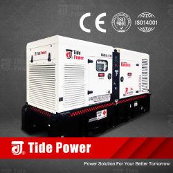 Прочного и длительного срока службы 80 Ква 100Ква 150Ква 250Ква 300Ква 500Ква 800ква дизельный генератор установлен на аренду решения по управлению питанием с САР