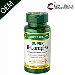 Естественных растительных извлечения витамина B6 планшетный компьютер для продовольственной дополнение