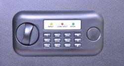 Venda a quente a caixa electrónica de segurança ocultas com bloqueio