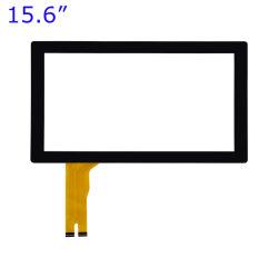 Cjtouch 15,6 polegadas tela de toque capacitivo Kit de sobreposição de toque capacitivo de 15,6