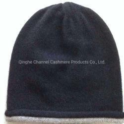 Frontière de la couche tricot de cachemire 2 Hat