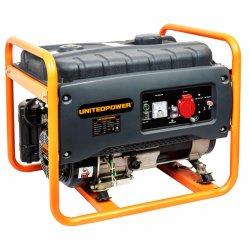 Générateur à essence en haut de la qualité et meilleur prix 4 refroidi par air-course unique cylindre 4000W générateur à essence