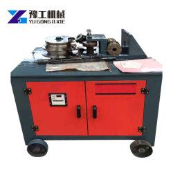 CNC dobladora de tubos de cobre, acero inoxidable, aluminio, acero al carbono