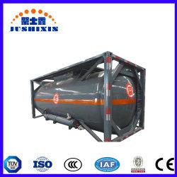 Hot Sale 20 pieds 40 pieds de réservoir de nitrate d'Ammonium conteneur ISO