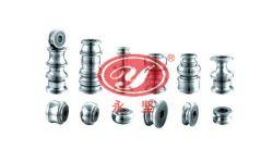 Yj-80 Cr12MOV/SKD11/D2 Tube tubo Roller-Die Moldes para tubo de acero inoxidable que hace la máquina