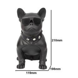 Nouveau Bulldog Full-Body portable sans fil Plug-in de carte son stéréo Bass haut-parleur Bluetooth Chm10 pour bureau à domicile
