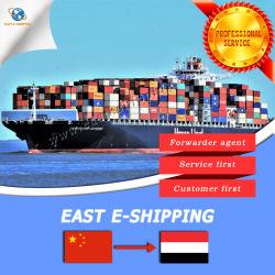 Грузов в Йемене службы доставки морем и воздух