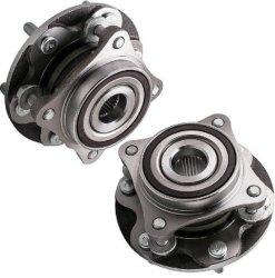 Для Lexus GX460 GX470 для Toyota FJ Cruiser технологий Такома 4 горячеканальной системы 4 управляемых колес 515040 4110446 подшипника ступицы переднего колеса со стороны пассажира