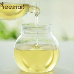 Produto de abelha de mel de acácia natural em bruto puro