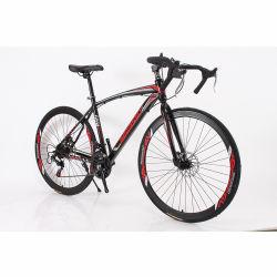 Kohlenstoff-Faser-Rahmen-Fahrrad-komprimierendes Berufsfahrrad des Straßen-Fahrrad-21speed 700c