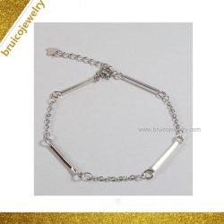 Monili d'imitazione dell'oro di modo 925 dell'argento sterlina del braccialetto all'ingrosso dei monili per i regali di promozione