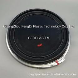 La bague de verrouillage majuscules pour les fûts en plastique à toit ouvert