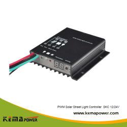 وحدة التحكم في إضاءة الشوارع Skc10 بجهد 12 فولت وقدرة 24 فولت مع شاشة عرض رقمية LED