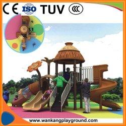 Высокое качество детей парк пластиковый открытый игровая площадка (WK-A190422)