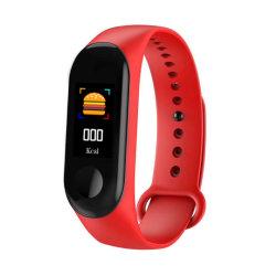 心拍数のスリープの状態であるタッチ画面の適性の追跡者が付いている熱い販売のスポーツの手首のスマートな腕時計
