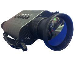 森林火災検知警報用ポータブル長距離監視警察サーマル双眼イメージャ