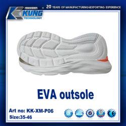 الجملة 2021 تصميم جديد للحذاء الرملي EVA MD الفيلون TPR المطاط الصلب سول سول بسمك وسمك الصلب النعال الخارجية القطارة