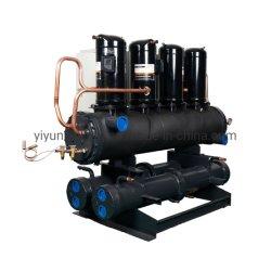 Resfriado a ar Industrial de parafuso Chiller de agua no Controle Inteligente