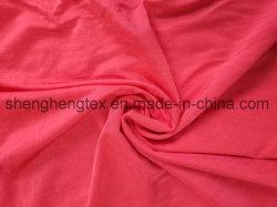 Tissu viscose Spandex tricot circulaire pour maillot de bain et sous-vêtements