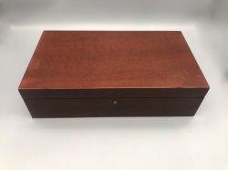 Multifuncional de Armazenagem de madeira Assista bracelete de jóias caixa de embalagem