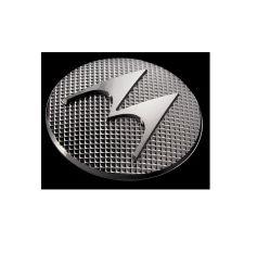 Custom 3D Soft Electroform autocolante de níquel Electroformaing Logotipo Logotipo Níquel alumínio metálico