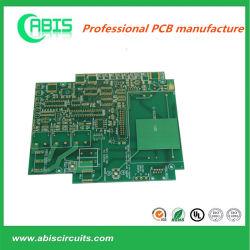 Electrónica personalizada Controlador de temperatura y humedad placa PCB Fabricación