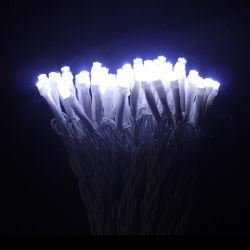 IP65 de Lichten van decoratieve LEIDENE van de Draad van de Lichtbron Witte Kerstmis van de Decoratie