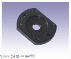 Impressora a laser Acessórios Usinagem CNC peças com o alumínio preto oxidação anódica com a norma ISO9001:2008 e Ts16950