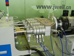 Долгий срок службы Span 4 жилы пластиковые поливинилхлоридная труба производственные машины экструзии производственной линии