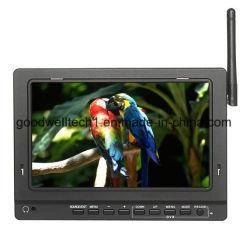 Integrierter 32-Zoll-LCD-Monitor mit DVR und 7 Kanälen AV-Receiver