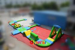 Giochi acquatici caldi estivi gonfiabili Aqua Park per il divertimento