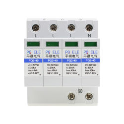 20ka 4p Wechselstrom-Überspannungsableiter