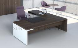 2017 Nouvelle conception de la table du Bureau du Gestionnaire de bois d'image (SZ-ODT677)