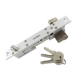 Регулируемый режим полного Fail-Safe Fail-Secure&твердых из нержавеющей стали Micro мертвых болт блокировки с помощью запасного ключа