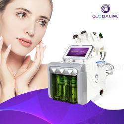 Face à l'eau de nettoyage en profondeur de l'oxygène Oxygène Machine Jet Peel facial