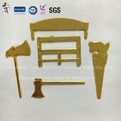 China produce profesional personalizado de buena calidad de materias primas ecológicas decoración de la Mesa de Navidad