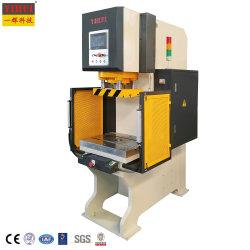 Hochgeschwindigkeitsrahmen-hydraulische Presse-Maschine des locher-C für Metall