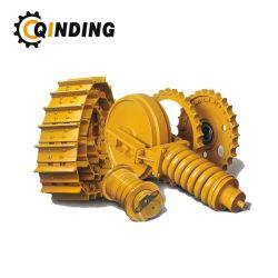 Excavadora Komatsu PC120 PC130 PC240, el operador de Rodillos el rodillo tensor, la rueda dentada y Zapata general