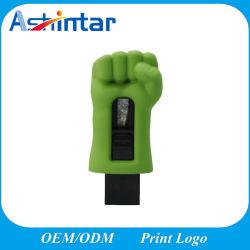 노후선 손 USB 플래시 메모리 복수자 금속 USB 지팡이 USB2.0/USB3.0 섬광 드라이브