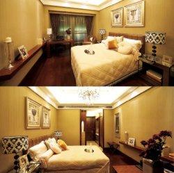 Custom Hotel moderno con muebles de dormitorio Muebles de conjunto para el Hotel Marriott (GL-00003)