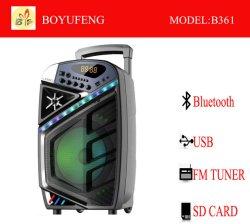 Professioneller beweglicher (Laufkatze-) Lautsprecher mit Batterie Bluetooth (B361)