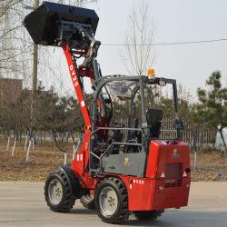 De Chinese Lader van het Wiel van de Vierwielige Aandrijving MiniDy25