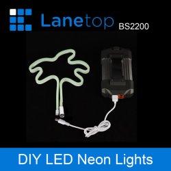Порт USB 5 В 2835 SMD Flex мягкий светодиодный индикатор полосы неоновых ламп