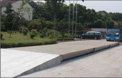 scala elettronica del camion della bascula a ponte 60t-200t