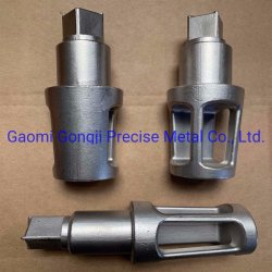 Ofertas mensuales de moldeo de precisión OEM// la fundición cera perdida de fundición de acero inoxidable moldeado a presión/fundición a la cera perdida/ para Auto Parts