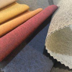 Qualitäts-vereiteltes Gewebe PU-weiches synthetisches Leder für Polsterung-Sofa und Möbel