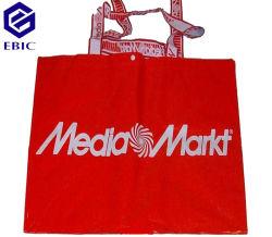 Revestidos de PP Tecidos não tecidos Sacola de Compras com alça de bordar