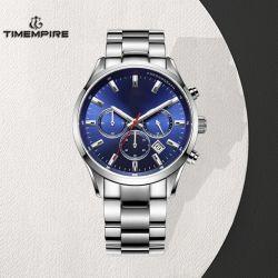 Marque de mode montre-bracelet chronographe fonctionnelle de haute qualité Watch (72847)