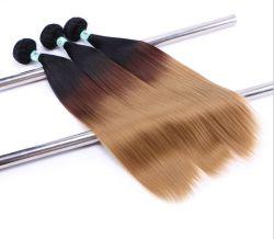 Cheveux humains brésilienne 33# cheveux couleur gros Meche perruques